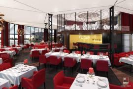La Brasserie Fouquet's