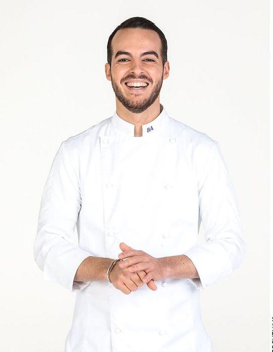 Top Chef Cuisinez Comme Un Grand Chef : cuisinez, comme, grand, Saison, Candidats