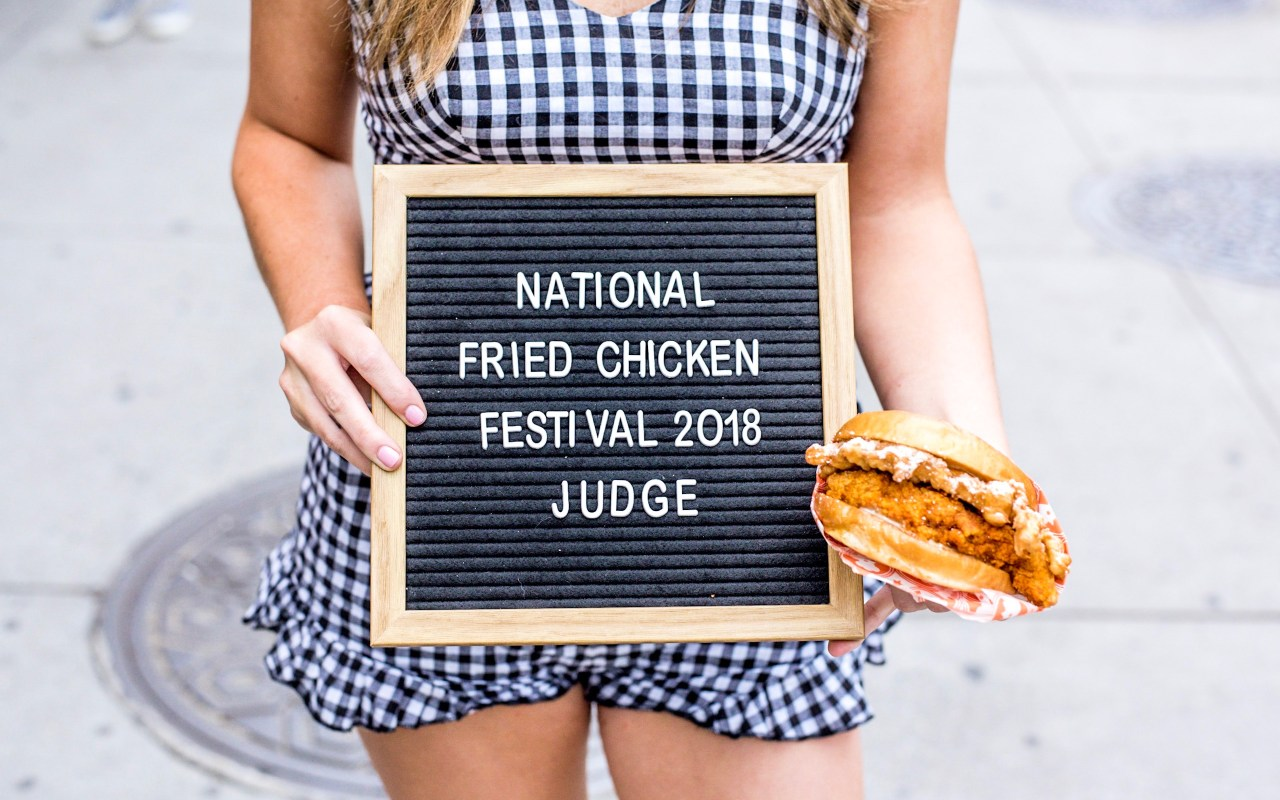 National Fried Chicken Festival: New Orleans 2018