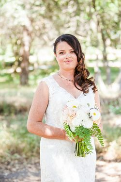 Jessica and Sebastian's Budget DIY Farm Wedding || Photo by: Kathryn Rummel