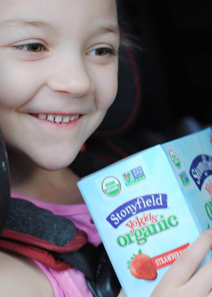 AD 5 Tips for a Successful Road Trip with Kids #StonyfieldYoKids #travel #kids