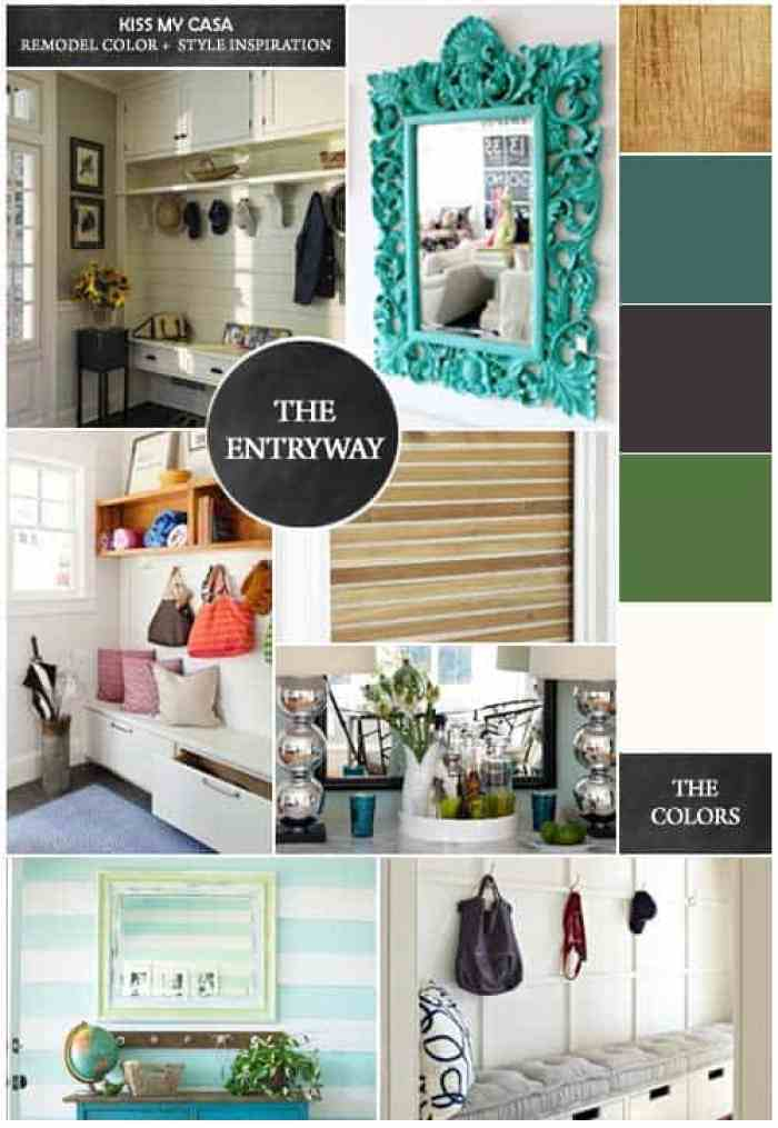 Our Plans for the Entryway Design #DIY #homeimprovement #remodel #entryway