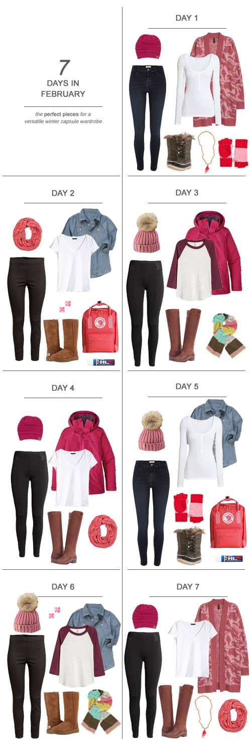 7 Days in February : The Perfect Pieces for a Versatile Winter Capsule Wardrobe #ootd #February #holidays #capsulewardrobe #sahm #ad And be sure to always pack a tube of #Herpecin Lto help your lips stay hydrated. Hydrated lips are less likely to chap, crack, or get those dreaded winter cold sores. This formula also contains SPF and protects against painful cracks while promoting healing without numbing or drying. #PowerPrimper #BeautyJewel