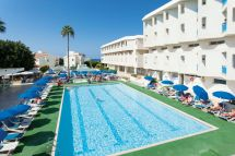 Kissos Hotel Paphos Indoor And Outdoor Swimming Pools