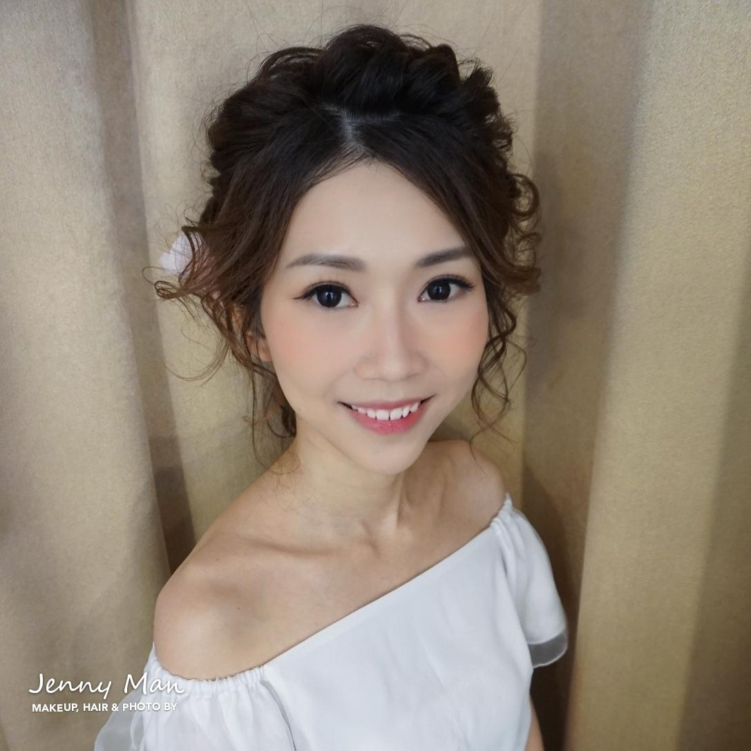 姊妹化妝set頭 $250/位 (5位或以上) - HK 88DB.com