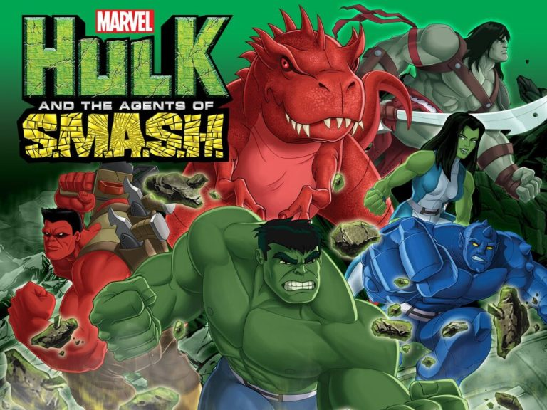 Hulk and the Agent Of S.M.A.S.H: Season 1 Tamil Episodes [Marvel HQ Tamil]