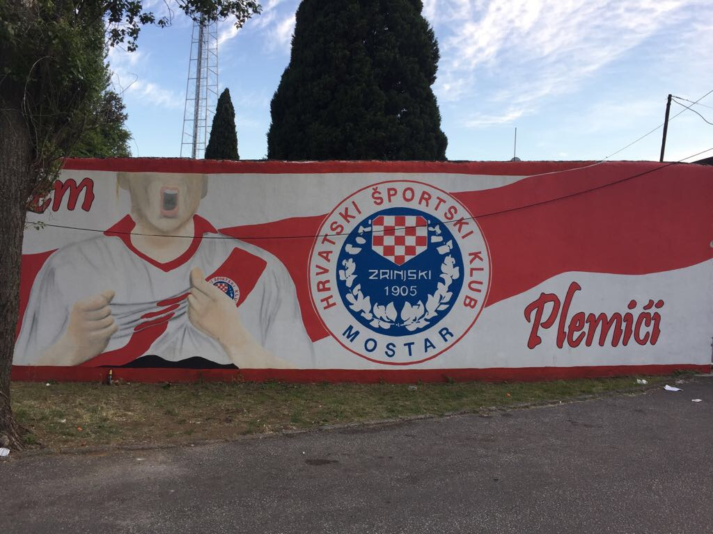 Croatian Sports Club Zrinjski Mostar: Dominating football in Bosnia at the moment