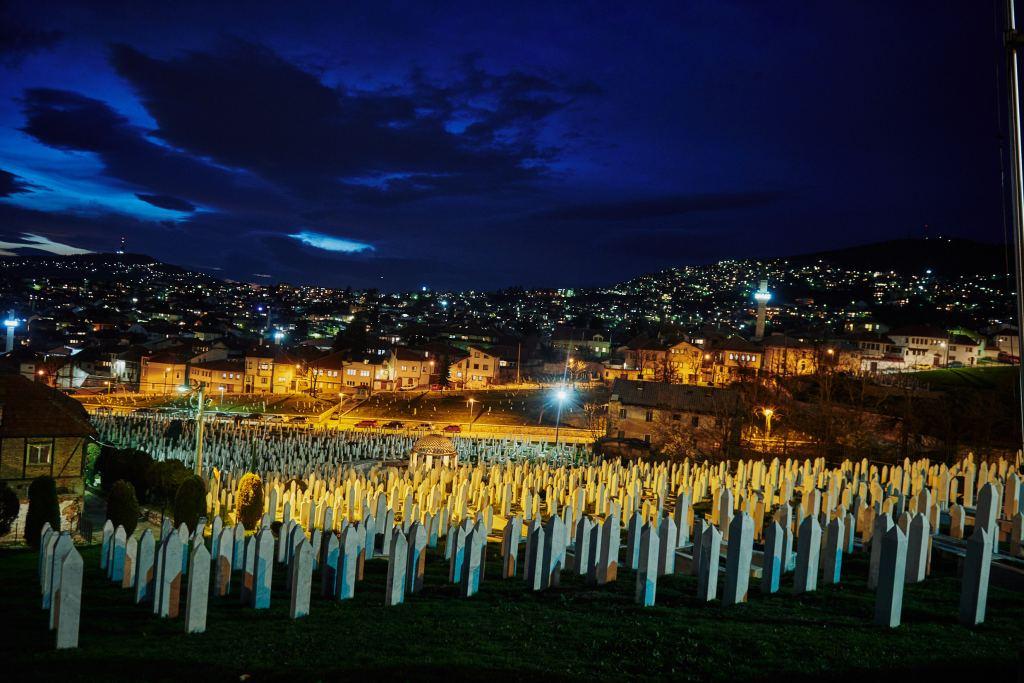 Cemeteries in Sarajevo