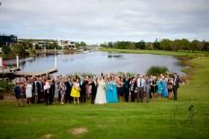 lakelands golf club wedding talia tim kiss the groom-45