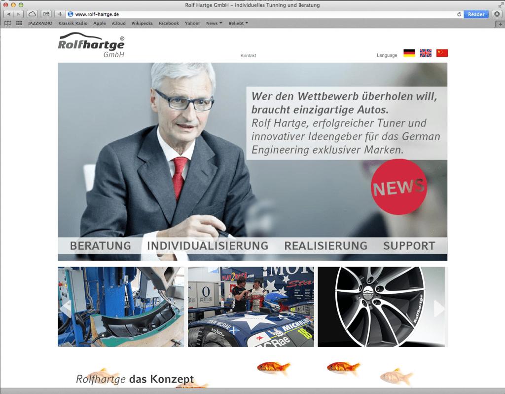 Homepage-Design | Onepage-Design