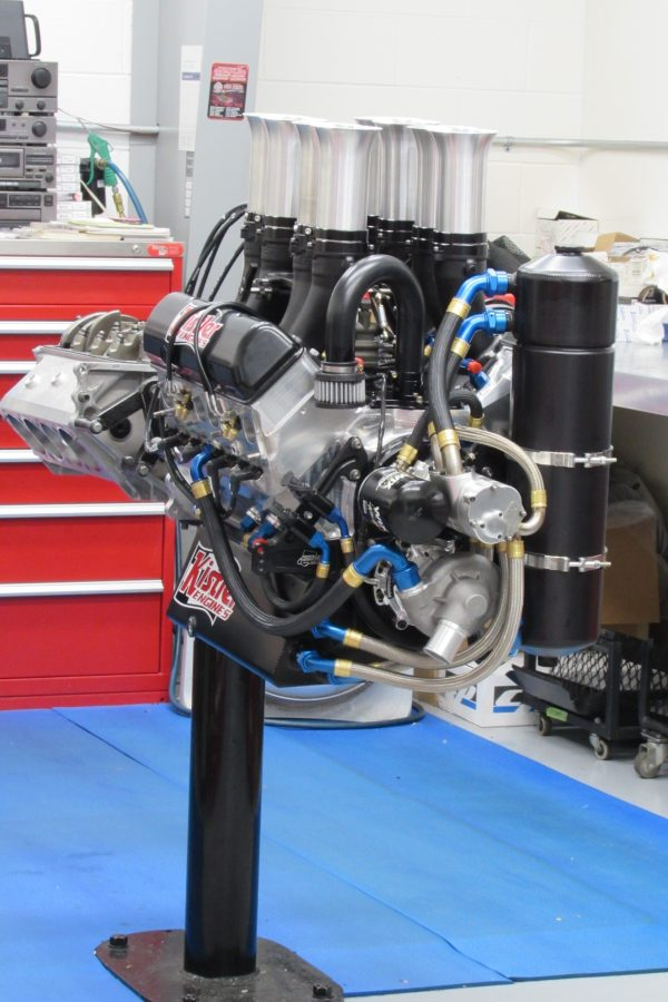 410 Sprint Car Engine