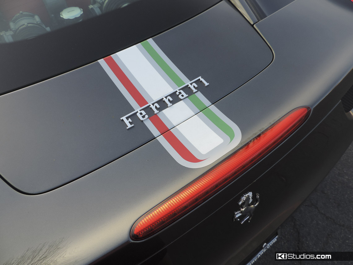 Ferrari 458 Italia Colors Stripes Based on the 16M Stripe  KI Studios