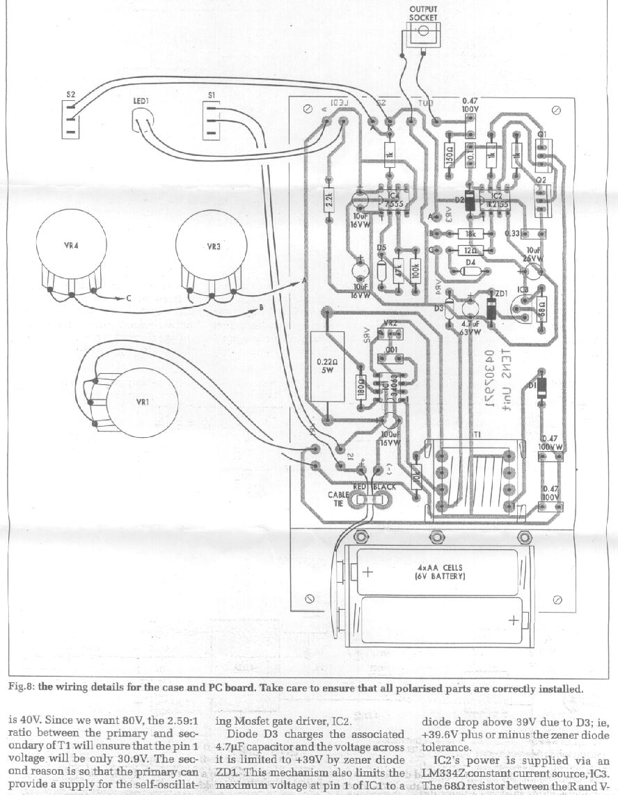 Empi Electrode Placement Diagrams Wiring Diagram
