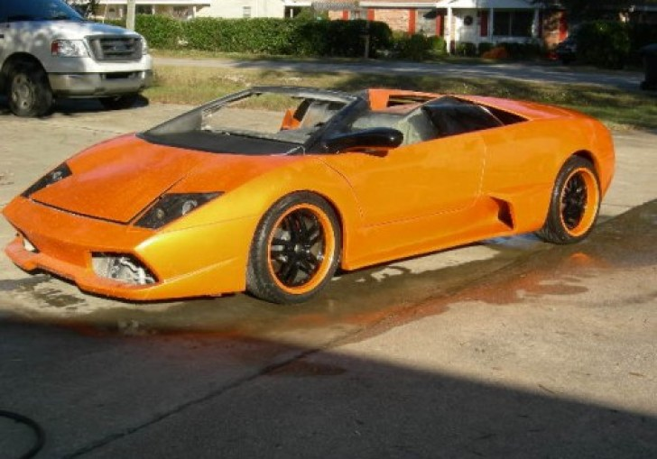 Kit Cars To Build Yourself In Usa