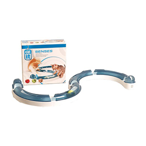 catit kattenspeelgoed play circuit