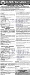 PPSC Competitive Exams 2014 for Jobs Application Form Dates and Schedule, Result 2014