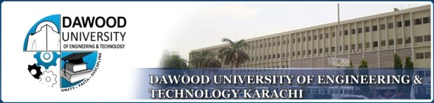 Dawood College of Engineering and Technology DUET Karachi Admission in Health, Safety Environment BS Engineering Registration Online Eligibility