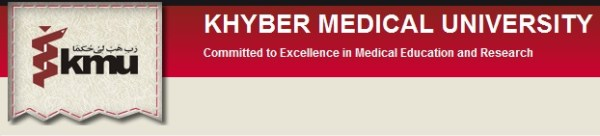 Khyber Medical University Entrance Test for Post-RN BSN and DPT Admission 2019 Application Form Eligibility Criteria Fee Structure