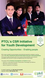 PTCL One-Year Internship Program 2014-2015 NTS Test Application Form Eligibility Last Date