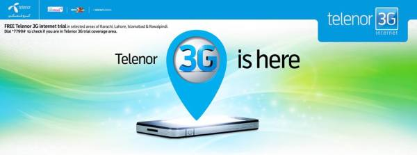 Telenor 3G 4G Cheap Internet Ramadan Packages Charges For Month 15 Day Week and Per Day