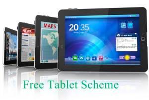 Punjab Free Tablet Distribution Scheme 2015 For 60000 Science Teacher