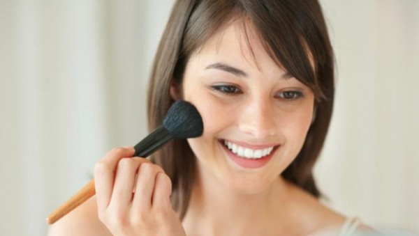 How to Apply Blush on Unique Method for Girls