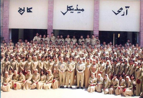 AMC Army Medical College NUST Rawalpindi Admission Fall 2019