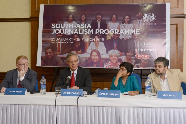 South Asia Journalism Programme SAJP UK Fellowship Program 2016 for South Asian Region