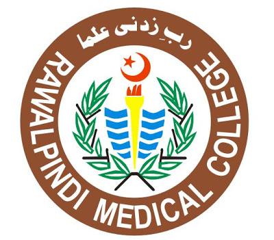RMC Rawalpindi Medical College MBBS BDS DPT D.Pharm MCAT Entry Test Merit Lists Answer Key Result Online