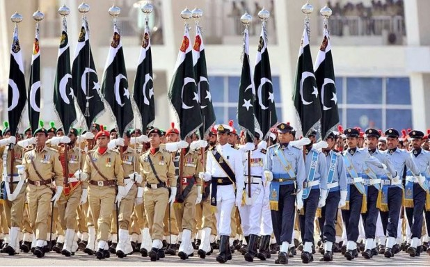 Facts About Pakistan Forces Pak Army, Navy and Air Force PAF