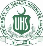 University of Health Sciences Lahore UHS Admission 2018 Application Form Eligibility Criteria