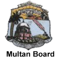 BISE Multan Board Matric 9th 10th Class Date Sheet 2017 Part 1, 2 Annual Exams Bisemultan