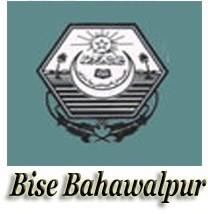BISE Bahawalpur Board Matric 9th 10th Class Date Sheet 2021 Part 1, 2 BISEBWP