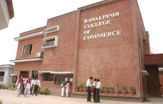 Rawalpindi College Of Commerce Admission 2017 Eligibility Criteria Application Form Dates Courses