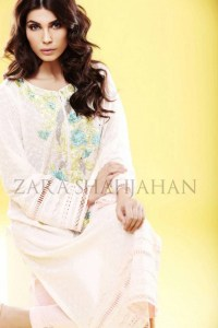 Zara Shahjahan Exclusive Design Ladies Summer Collection 2017 Kurti Shalwar Lawn Suite Kameez