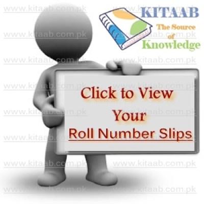BISE Mirpurkhas Board Intermediate 11th 12th Class Roll Number Slips 2021 Download FA FSc Inter HSSC Part I , II Roll No Slips 2021