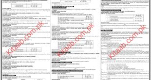 Khairpur Medical College Jobs 2021 Application Form Roll Number Slip Answer Key