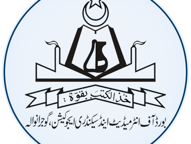 BISE Gujranwala Board Matric 9th 10th Class Roll Number Slips 2020