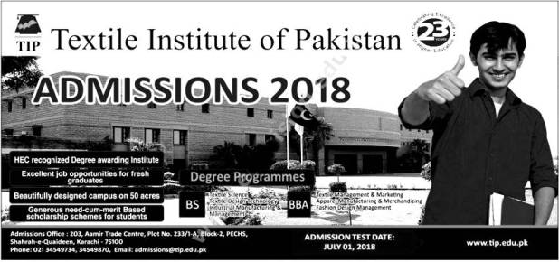 Textile Engineering Eligibility Criteria Career and Scope in Pakistan