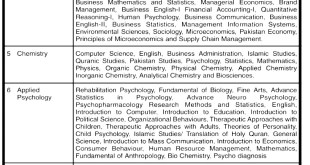 Sahiwal University of Sahiwal Jobs 2021 Application Form Download Eligibility Criteria