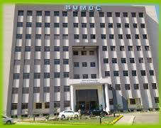 BUMDC Medical and Dental College MBBS BDS DPT D.Pharm MDCAT Test Answer Key