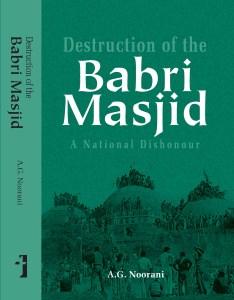 Destruction of the Babri Masjid jacket