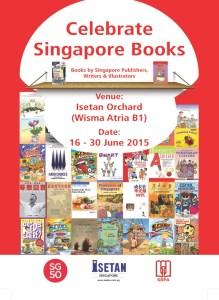 Celebrate Singapore Books
