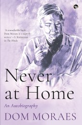 Never at Home_Front Cover