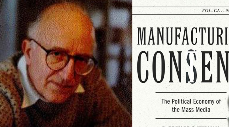 Manufacturing Consent By Edward S. Herman and Noam Chomsky – Book Summary in Hindi