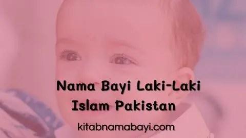 Nama Bayi Laki-Laki Islam Pakistan