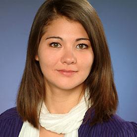 Natalie Schreiber, Leitung, staatlich anerkannte Erzieherin