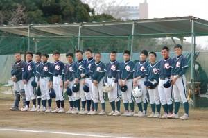 関東連盟第41回春季大会3月12日vs千葉ジャガーズ