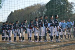 2018年3月25日 第42回関東連盟春季大会(PBC)vs松戸・市川