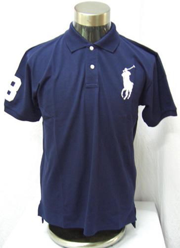 Wholesale Ralph Lauren Custom Fit Big Pony Polo Shirts